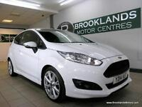 Ford Fiesta 1.0T ECOBOOST S/S ZETEC S 125PS [2X FORD SERVICES and FREE ROAD TAX]