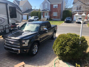 Ford f 150 2015 platinum