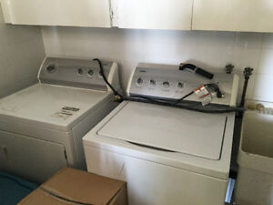 Kenmore washer and dryer- Excellent condition!!