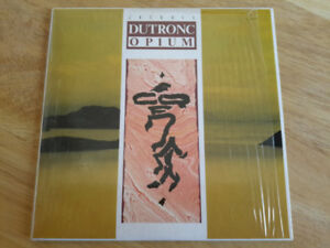 "rare CD single 3"" Jacques Dutronc - Opium remix 3 titres, 1988."