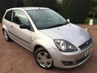 Ford Fiesta 1.4TD MY Zetec, Full MOT, 30 Road Tax,