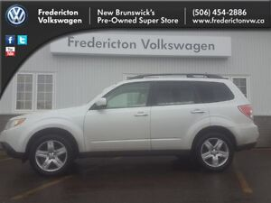 2010 Subaru Forester 2.5X PZEV at