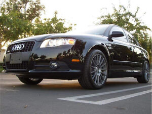 2007 Audi A4 2.0 quattro s-line Titanium package Sedan LOW KMS