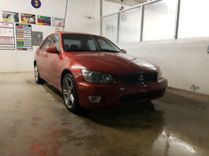 2001 lexus is300 *need gone today!*