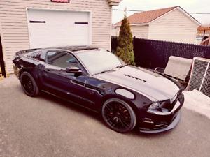 Mustang 5.0 GT 2013 Look Roush Ford Manuelle IMPECCABLE