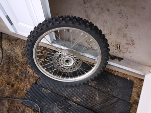 Crf250r-450 front wheel
