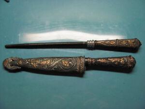 Couteau très ancien Franz Wenk Solingen