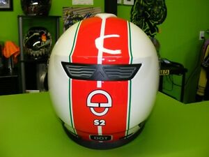 Schuberth S2 Helmets - 4 at Liquidation Pricing at RE-GEAR Kingston Kingston Area image 10