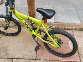 Boys bike 6 - 10 years age
