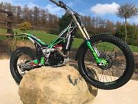 2018 Vertigo Titanium R 250cc Trials Bike