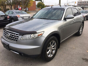 2008 Infiniti FX 35 w/ WARRANTY, Accident Free, Navi