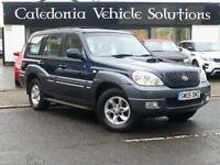 2005 HYUNDAI TERRACAN 2.9 CRTD STATION WAGON 5DR