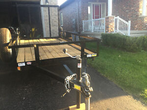 I am looking to buy utility trailer