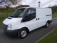 FORD TRANSIT 280 100PS VAN 12 REG 67,600 MILES SIX SPEED