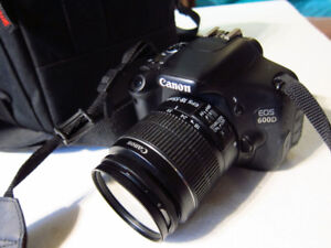 Canon 600D ( T3i) with 18-55 IS kit lens