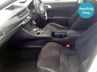 2014 LEXUS CT 200h 1.8 Advance 5dr CVT Auto