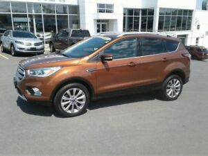 2017 Ford Escape Titanium - $131 Weekly 72 Months at 1.9%!!!