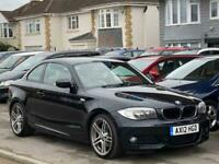 2012 BMW 1 Series 2.0 120d Sport Plus Edition 2dr Coupe Diesel Manual