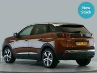 2018 Peugeot 3008 1.6 BlueHDi 120 Allure 5dr - SUV 5 Seats HATCHBACK Diesel Manu