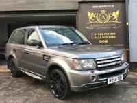 20008 Land Rover Range Rover Sport 2.7TD V6 auto HSE