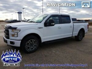 2016 Ford F-150 Lariat   - Navigation - Remote Start