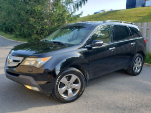 Acura MDX (Tech package, 7 passagers, AWD, DVD)