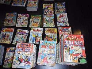 Archie Comic Book Collections