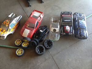 RC BODYS AND TIRES Cambridge Kitchener Area image 1