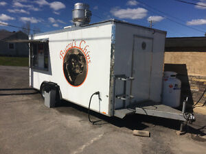 Chip Wagon / Chip Truck for Sale