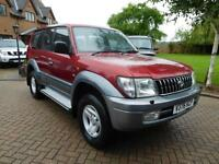 V RegToyota Land Cruiser Colorado 3.0TD 8 Seats ( a/c ) auto GX