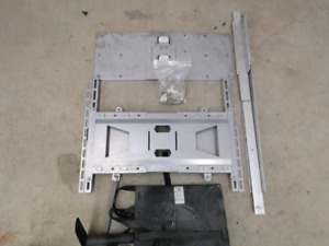Lcd wall mount unit for large tvs very cheap