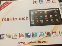 Max touch 7inch tablet