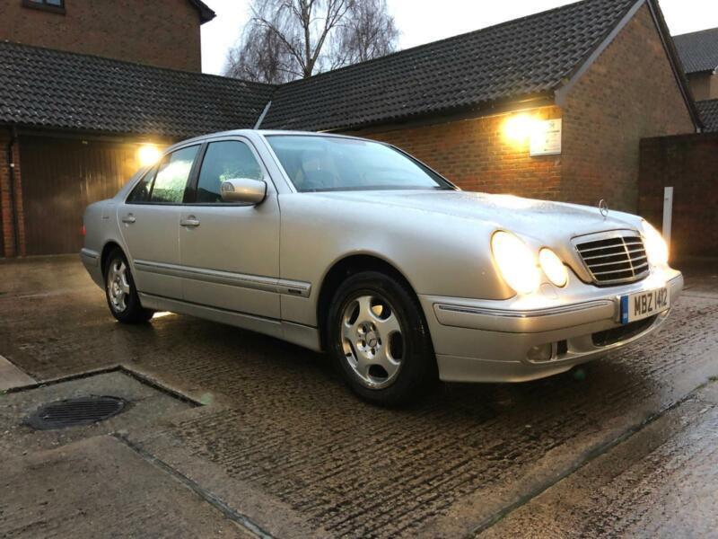 ab9755a7e4e 9 images Mercedes-Benz E Class E200 Kompressor 2.0 AUTO 2002