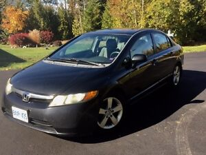 2008 Honda Civic LX 4DR
