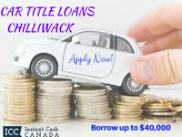 Low-Interest Car Title Loans Chilliwack