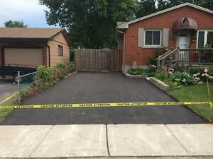 ADANAC ASPHALT & PAVING..... RESIDENTIAL DRIVEWAYS/COMMERCIAL. London Ontario image 6