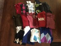 14 ladies small sweaters $10 for the lot