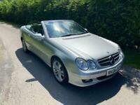 2006 Mercedes-Benz CLK CLK350 ELEGANCE Auto Convertible Petrol Automatic