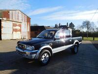 2004 Ford Ranger 2.5TDdi XLT Thunder Double Cab