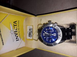 Invicta pro diver watch