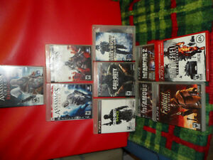 PS3 Games $10 Each.