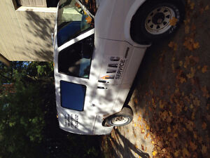 2002 Astro cargo van parting out or hole
