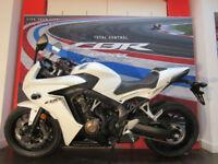 Honda CBR650 0% PCP FINANCE FREE SEAT COWL