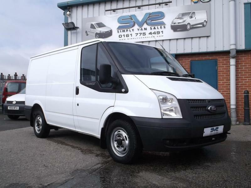 2012 62 FORD TRANSIT SWB 100BHP 6 SPEED IN GOOD CONDITION FULL SEVICE HISTORY