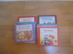 Fraggle Rock Children's Books all Hard Cover
