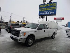 "Ford F-150 2WD SuperCab 163"" 2013"
