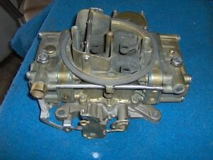 holley carburator c3ae-9510-a  date code 641