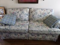 Love Seat & Sofa - Great Condition