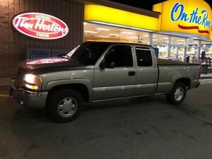 2003 GMC SIERRA LTZ E TESTED RUNS MINT