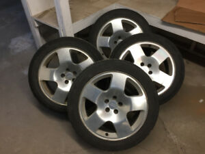 Mags OEM Fat Five 17'' 5x100